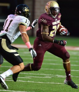 Texas State and Idaho will play on Nov. 2 in Moscow.