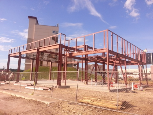 Here is a recent look at the T-Association Pavilion at Bobcat Stadium.